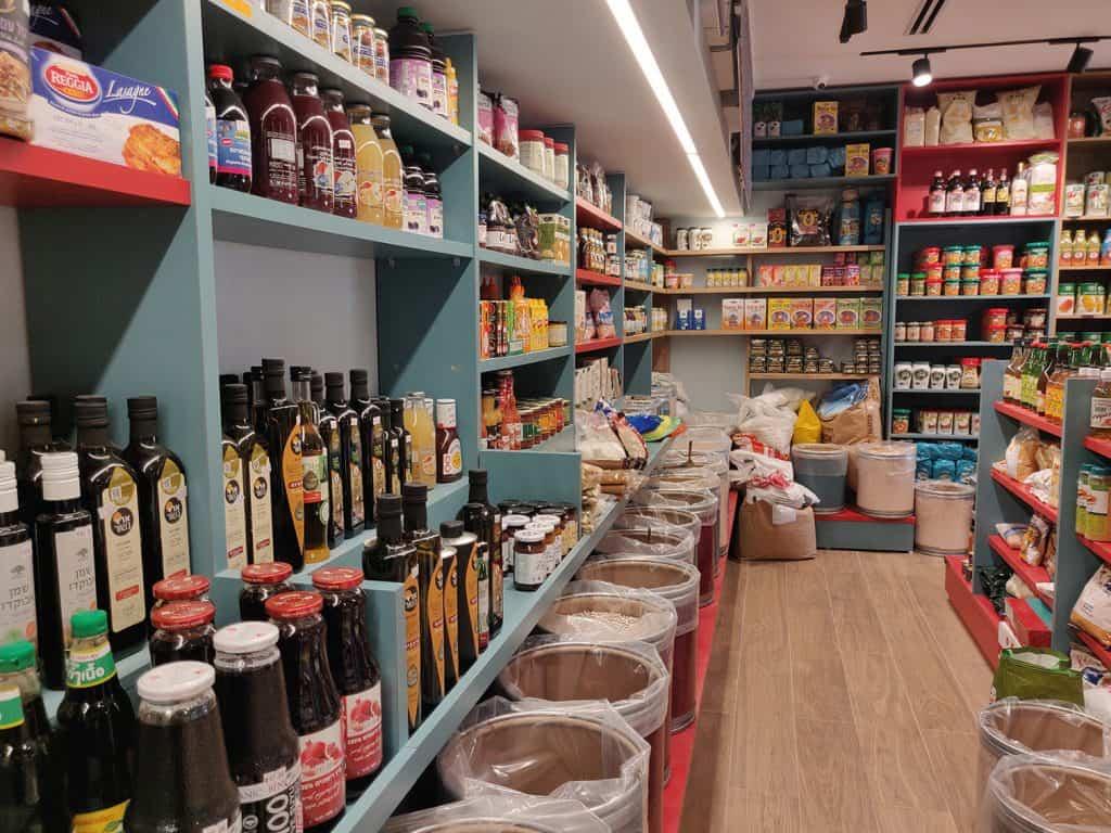 עיצוב חנויות תבלינים