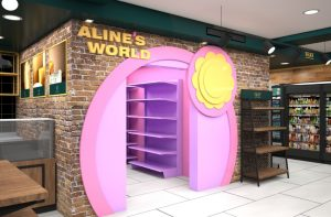 עיצוב חנויות